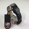 Men's Luminox Dress Field 42mm Leather Strap Watch 1839