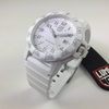 Men's Luminox Leatherback Sea Turtle White 44mm Watch 0327.WO