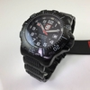 Men's Luminox Sea ANU Steel Black Diver's 200m Watch  4222