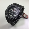 Men's Black Luminox Sentry 0200 Diver's Style Watch 0201.SL