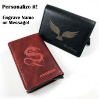Men's Personalized Wallets