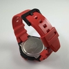 Men's Red Casio Tough Solar Power Sports Watch WS220C-4AV
