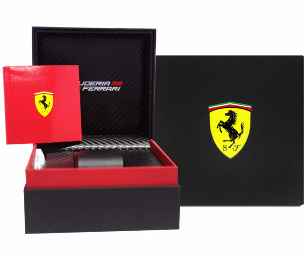 Men's Scuderia Ferrari FXX Multifunction Watch 830472 - 0830472
