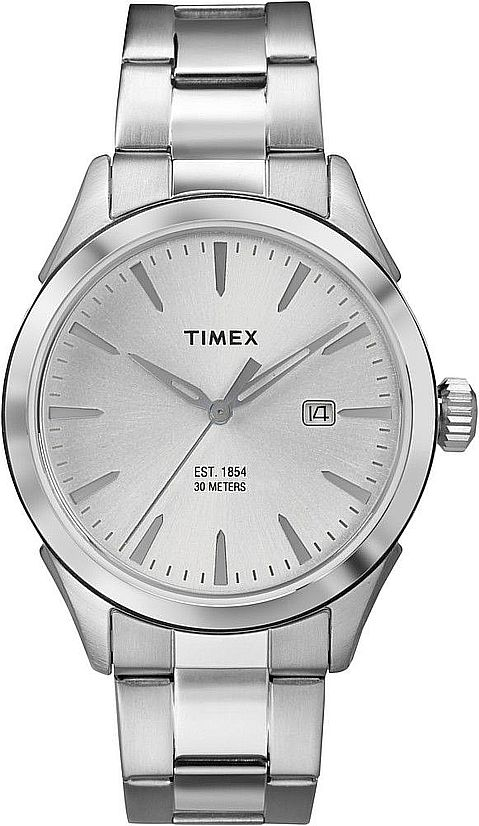 Men's Timex Classic Premium Stainless Steel Watch TW2P77200