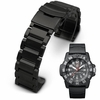 Metal Replacement Watch Band Fits Luminox Carbon SEAL 46mm 3800 3801 3803 #5002