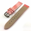 Pink Snake Lizard Pattern Shiny Leather Replacement Watch Band Strap #1206