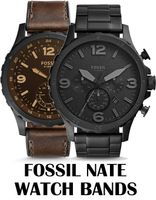 Replacement Bands for Fossil Nate watch
