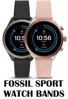 Replacement Bands for Fossil Sport Smartwatch