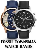 Replacement Bands for Fossil Townsman watch