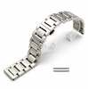 Stainless Steel Metal Bracelet Replacement 20mm Watch Band Butterfly Clasp #5010