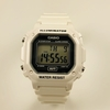 Unisex Casio White Classic Digital Resin Band Watch F108WHC-7A