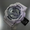 White Casio G-Shock X-Large Analog Digital Watch GA110C-7A
