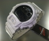 White G-Shock Mirror-Metallic Series Watch DW6900NB-7