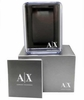Women's Rose Gold Armani Exchange Palisades Crystallized Watch AX4288