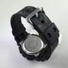 Women's Black Casio G-Shock Analog Digital Watch GMAS110F-1A