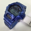 Women's Blue Camouflage Casio G-Shock S Series Watch GMDS6900CF-2