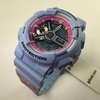 Women's Blue Casio G-Shock S Series Watch GMAS110F-2A
