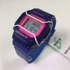 Women's Casio Baby-G Blue Digital Watch BGD501FS-2