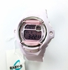Women's Casio Baby-G Pink Digital Sports Watch BG169M-4