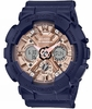 Women's Casio G-Shock S Series Digital Analog Watch GMAS120MF-2A2