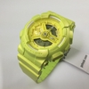 Women's Casio G-Shock S Vivid Color Yellow Watch GMAS110VC-9A