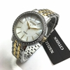 Women's Citizen Crystallized Mother of Pearl Dial Watch EL3044-89D