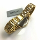 Women's Citizen Gold Tone Crystallized Watch EL3082-55E