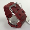 Women's Red Casio G-Shock Analog Digital S Series Watch GMAS110F-4A