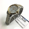 Women's Seiko Two Tone Mother of Pearl Dial Solar Powered Watch SUT324 SUT324P1