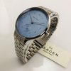 Women's Skagen Anita Sub-Eye Steel Link Watch SKW2416