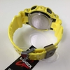 Yellow Casio G-Shock Analog Digital Sports Watch GA110NM-9A