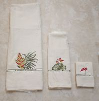Bath Towel 3 piece set