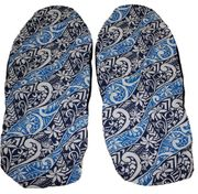 Hawaii car seat cover<br>14 Navy /blue (quilted)