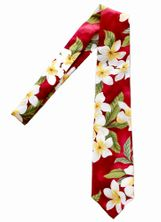 Hawaiian Necktie<br>Red lei