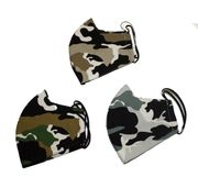 Set of 3 Hawaii Frible Tree layer camo color<br>Face Mask Cover
