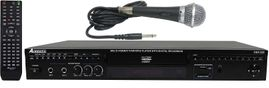 Acesonic DGX-220 HDMI Multi-Format Karaoke Player with 4X CDG to MP3G Converter, Digital Recording