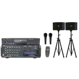 API DV-777 Multi-Format Player with 600W Professional Sound System