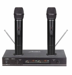 Audio 2000 AWM6112 Rechargeable VHF Wireless Microphone System