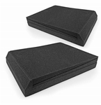AxcessAbles SMP02P Studio Monitor Speaker Isolation Foam Pads (2-Pack)