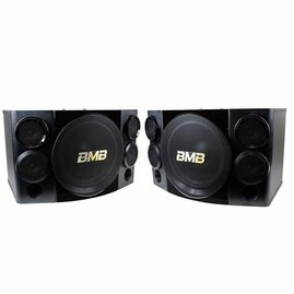 "BMB CSE-310 500W 10"" 3-Way Karaoke Speakers (Pair)"