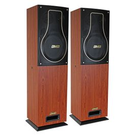 "BMB CSH-200 300W 8"" Speakers + CSH-W200 Subwoofer"
