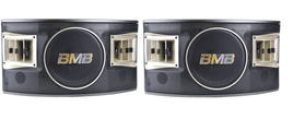 "BMB CSV-480 500W 10"" 3 way Karaoke Speakers (pair)"