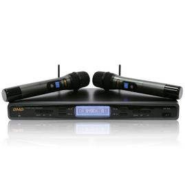 BMB WB-5000S(B) Wireless Microphone System with Black Handhelds