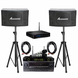 Vietnamese Karaoke Package with Acesonic System