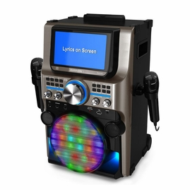 iKaraoke KS838-BT The Ultimate Bluetooth Party Machine