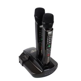 MagicSing ET23PRO Wifi Streaming Karaoke Dual Wireless Microphone System - Song Chip Compatible