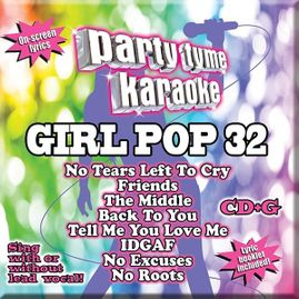 Party Tyme Karaoke CDG SSYB1704EG-�Girl Pop 32