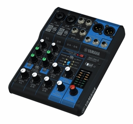 Yamaha MG06X 6-Channel Mixing Console w/Effects