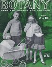 Vintage Botany #14 Hand Knit Bulkies For Children