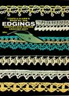 Vintage Coats & Clark's #208 Edgings Hairpin Lace,Tatting,Knit,Crochet
